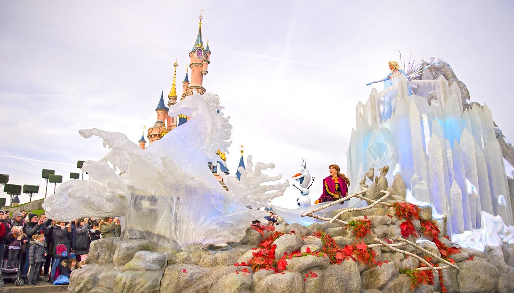 Disneyland Paris - Frost - 2020
