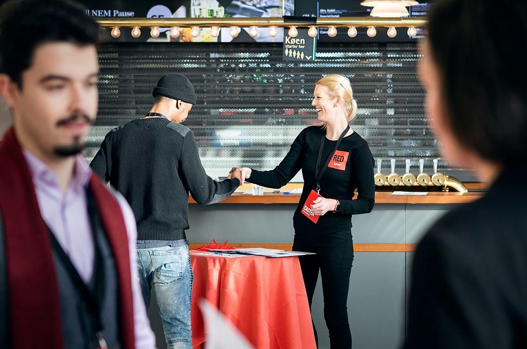 Helene Hallre - REDcruitment Day - Radisson Red Aarhus - Danmark - 2020