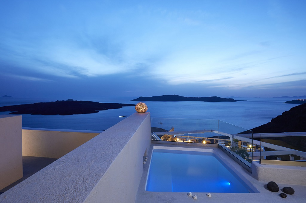 Hotels.com - On The Cliff - Utsikt - Egeerhavet - Santorini - Hellas