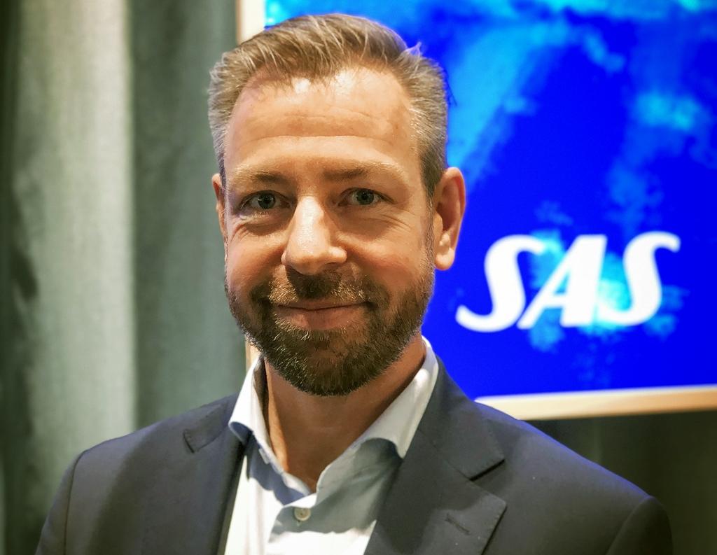 John Eckhoff - Pressesjef - SAS - Norge
