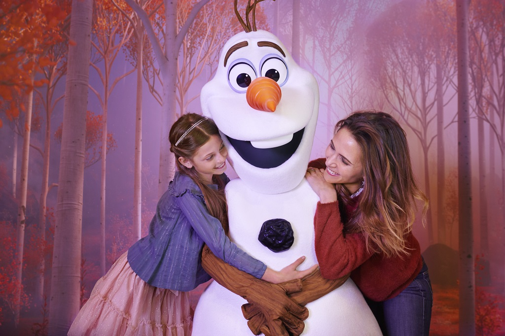 Disneyland Paris - Frost - 2020 - Olaf