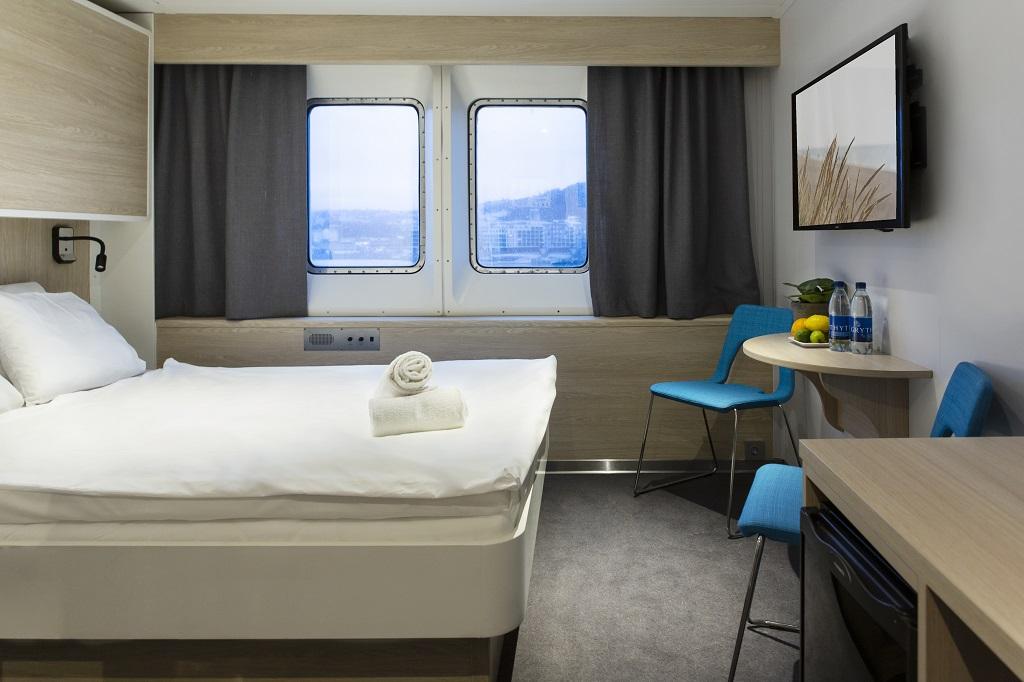 Stena Saga - Stena Line - Premium lugar - 2020