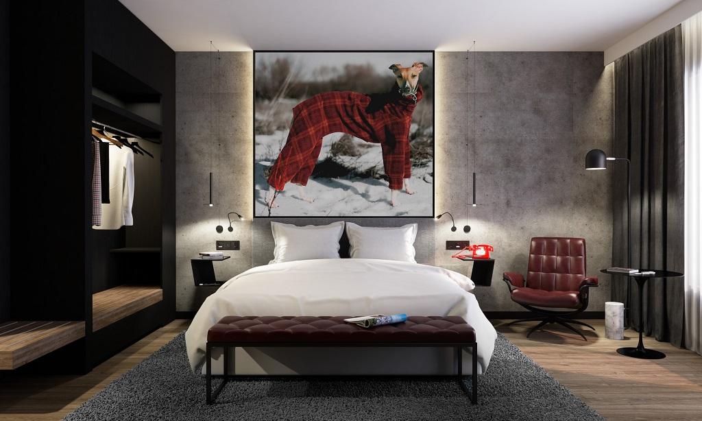 Hotellrom - Radisson RED Reykjavik