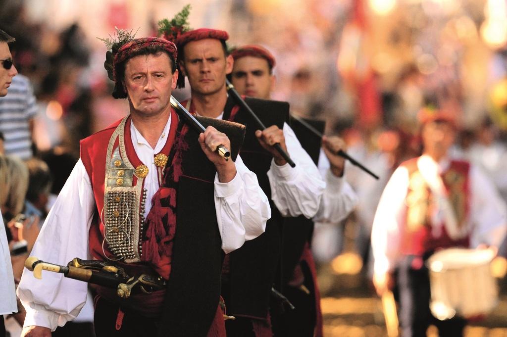 Sinjska Alka - Folkedrakter - Kroatia