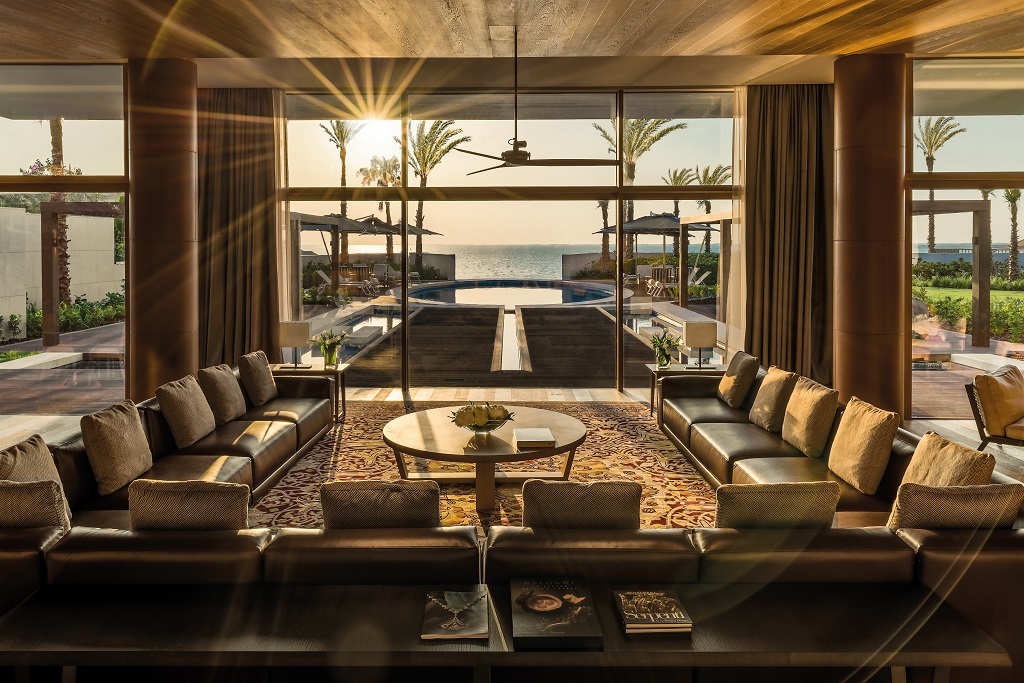 Bvlgari Hotel & Resort Dubai - The Bulgari Villa -