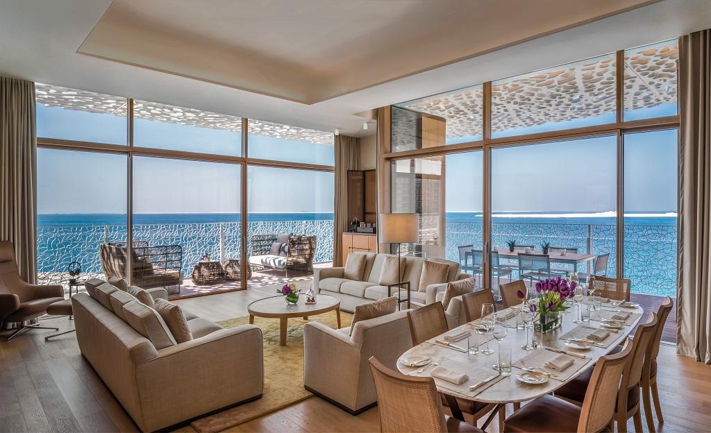 Bvlgari Hotel & Resort Dubai - Dining room