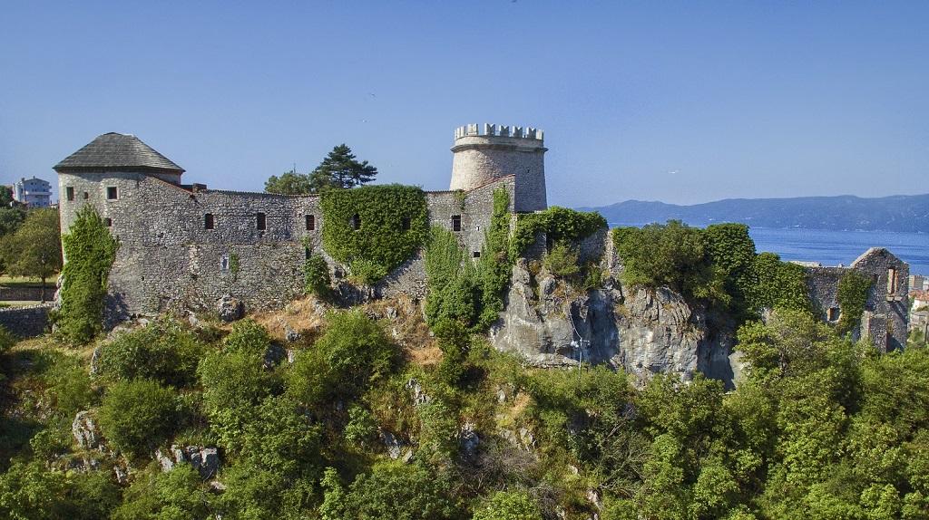 Trsat Castle - Rijeka - Kroatia