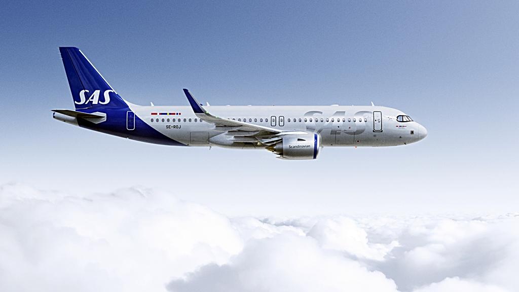 SAS - Airbus A 320neo - family