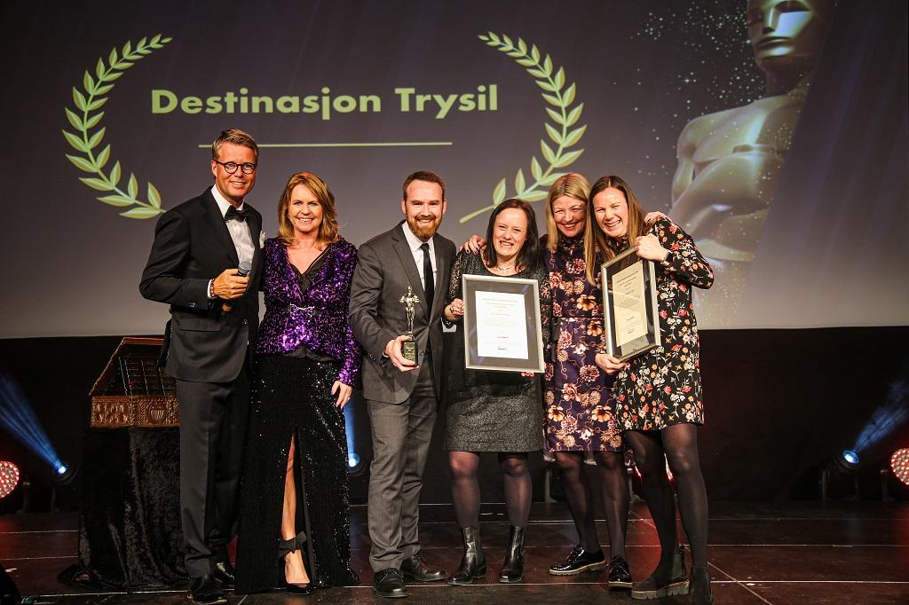 Årets reiselivsmarkedsfører - HSMAI Awards - 2020