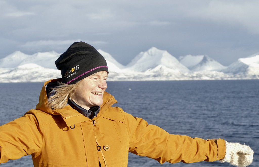 Birgit Haugen - Xpo - TravelXpo -Reisemesse - Event