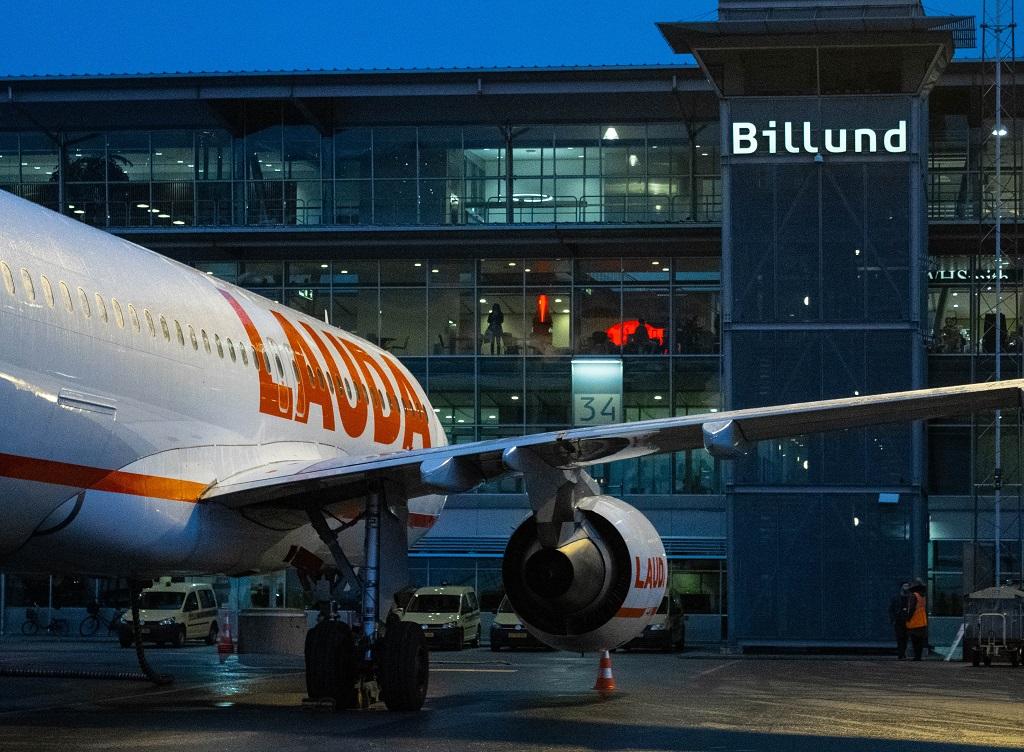Lauda - Billund lufthavn - Airbus