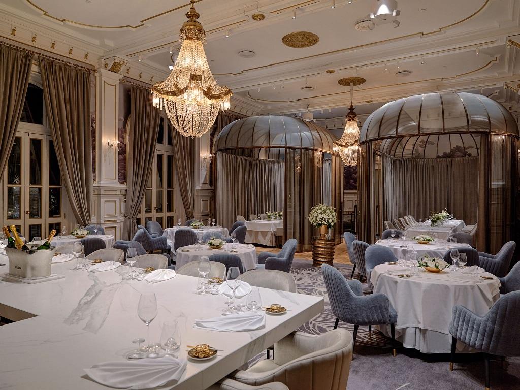 Michelinguiden - Speilsalen - Britannia Hotel - Trondheim