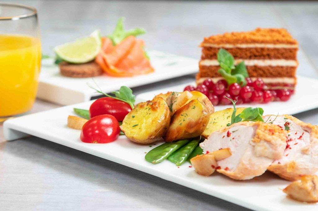 airBaltic - Pre-Order Meals