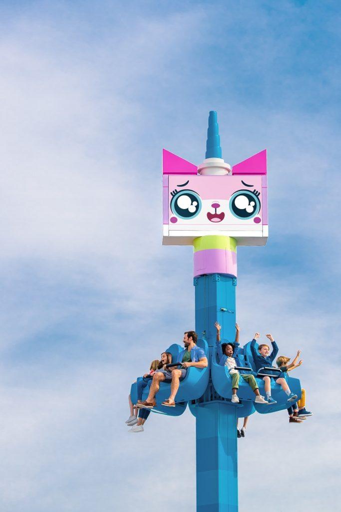 Unikitty's Disco Drop - Legoland - Billund -2020