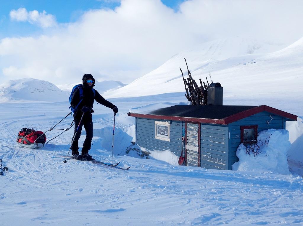 Moskanhytta - åpen bu - Indre Troms - Statskog
