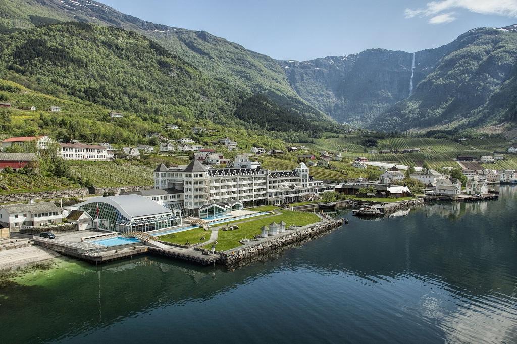Hotell Ullensvang - Lofthus -Hardanger