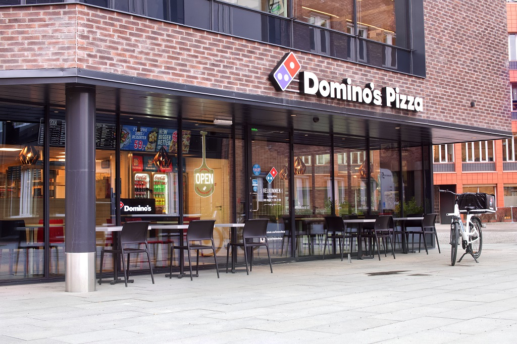 Domino`s - Pizzarestaurant