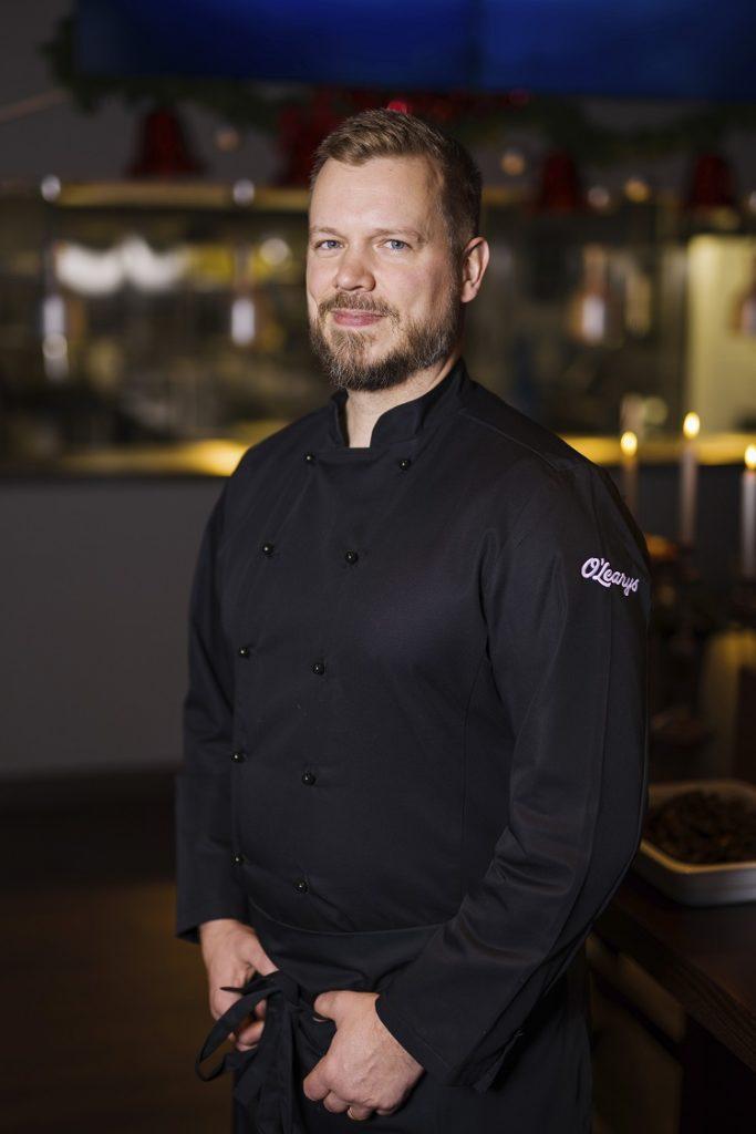 O'Learys - Restaurant- og sportsbarkjede - Henrik Severin