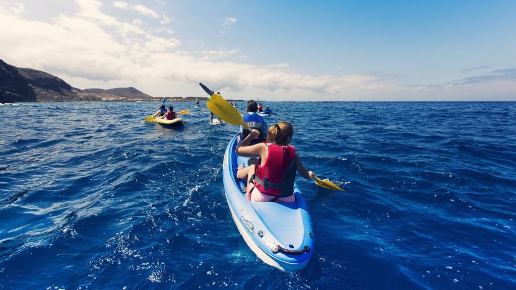 Tenerife - Kanariøyene - Atlanterhavet - Spania