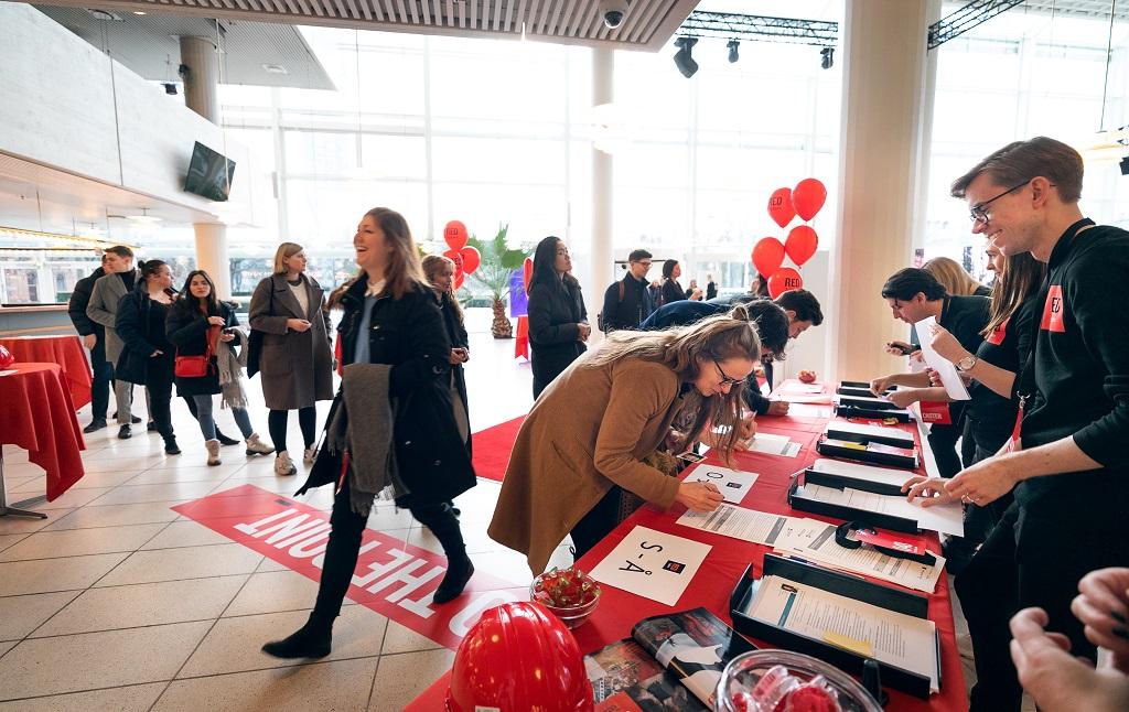 REDcruitment Day - Radisson Red Aarhus - Danmark - 2020