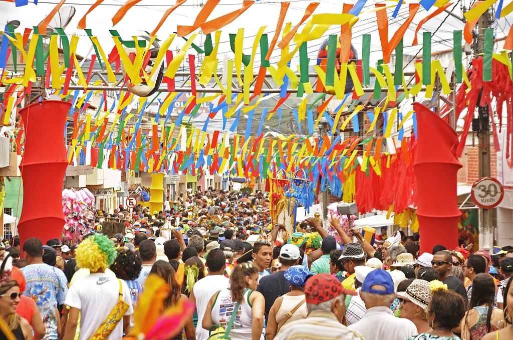 Brasil - karneval - Recife Carnival