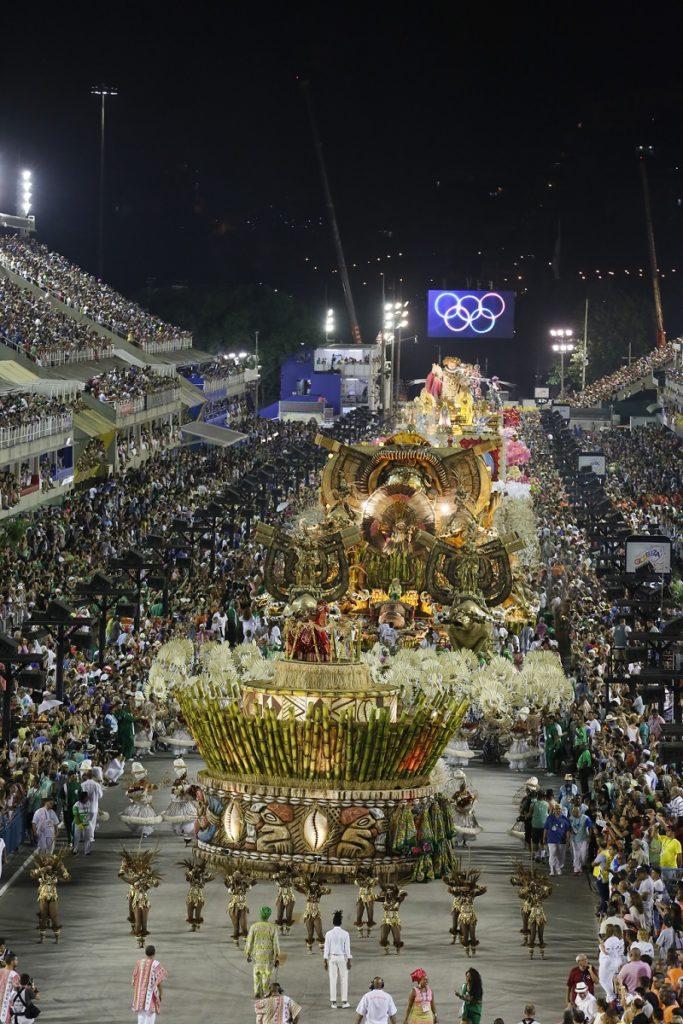 Brasil - karneval - Rio de Janeiro Carnival