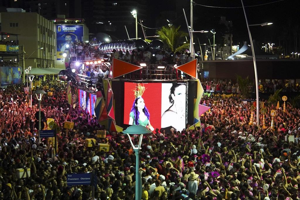 Brasil - Karneval - Salvador Carnival
