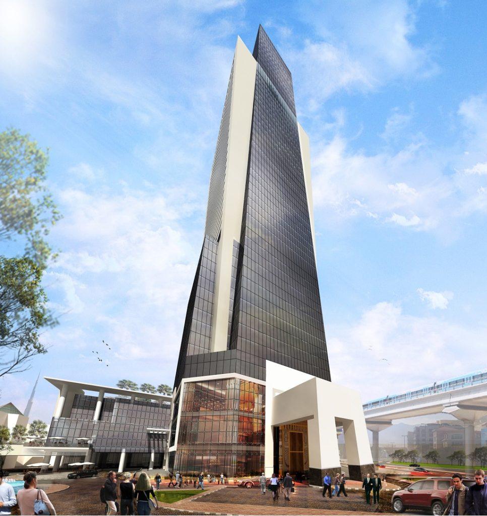 Dubai - Sofitel Dubai Wafi - Hotell - 2020