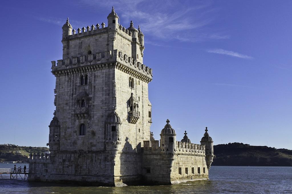 Torre Belém - Belemtårnet - Lisboa - Portugal