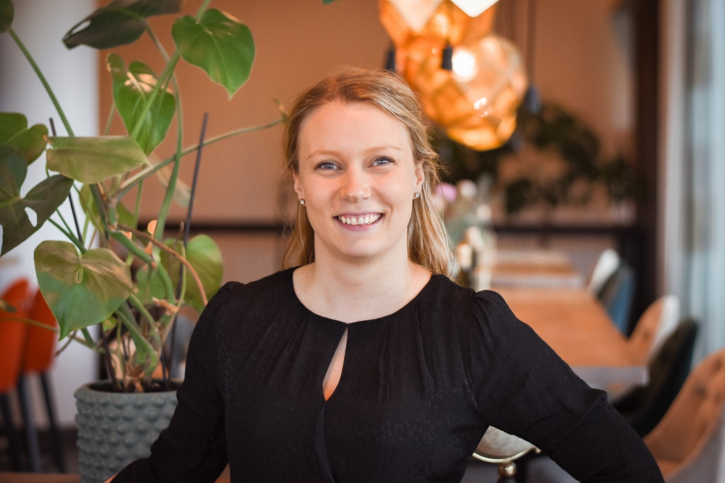 Amanda Lindblad - Hotelldirektør - Radisson Blu - Winn Hotel Group - Sverige