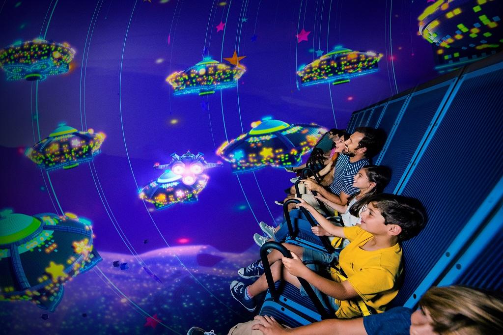 Emmet's Flying Adventure - Masters of Flight - Legoland 2020