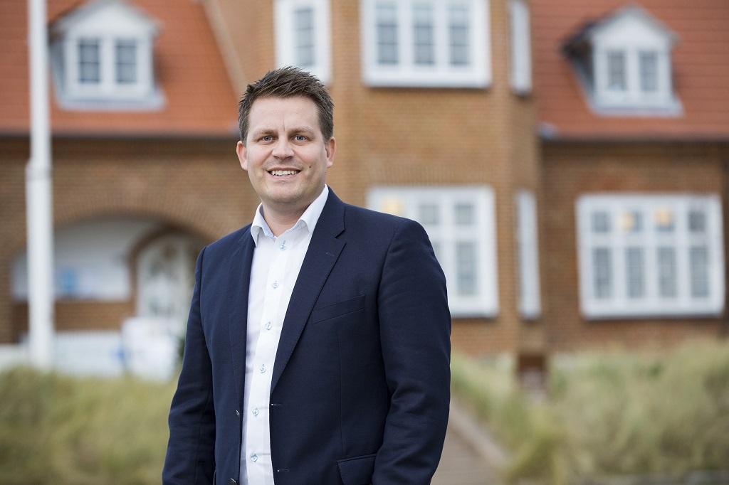 René Zeeberg - Turistdirektør - Turisthus Nord - NordJylland - Danmark