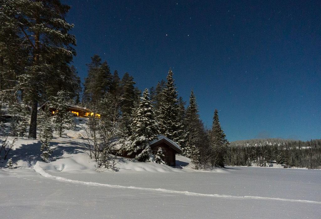 Veksenvola - Utleiehytte - Rendalen - Statskog