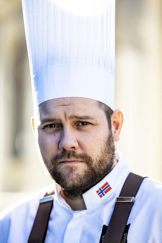 Christopher Davidsen - Michelinguiden - Speilsalen - Britannia Hotel - Trondheim