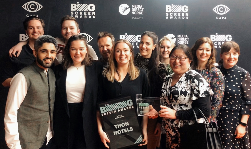 Thon Hotels - Atyp - Reklamefilm - Big Screen Awards 2020