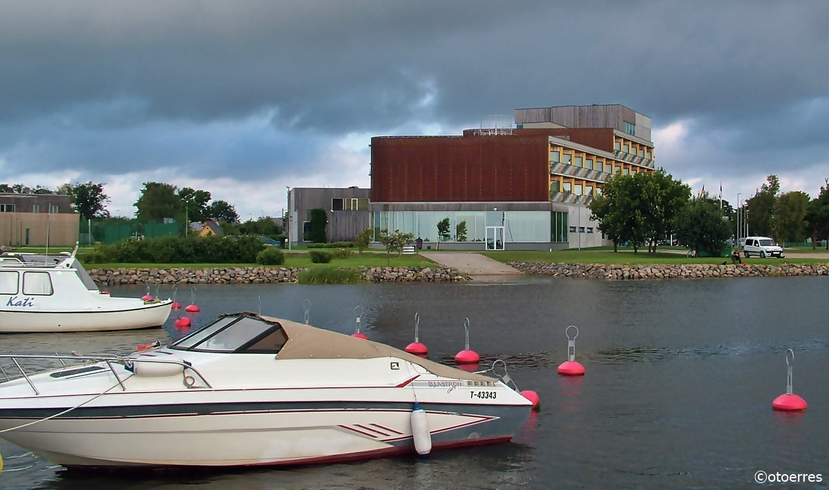 GOSPA - Georg Ots Spa hotel - Kureesaare - Saaremaa - Estland