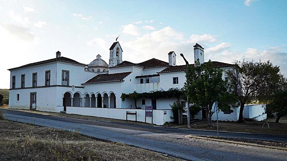 Portugal - Quinta do Pa de Valverde - Kloster