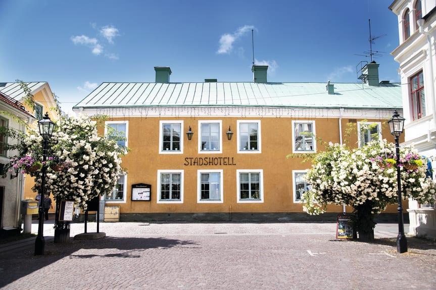 Trosa Stadshotell & Spa - Sörmland - Sverige