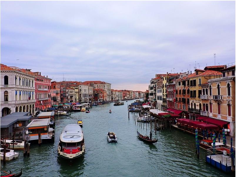 Canal Grande - Venezia - Italia