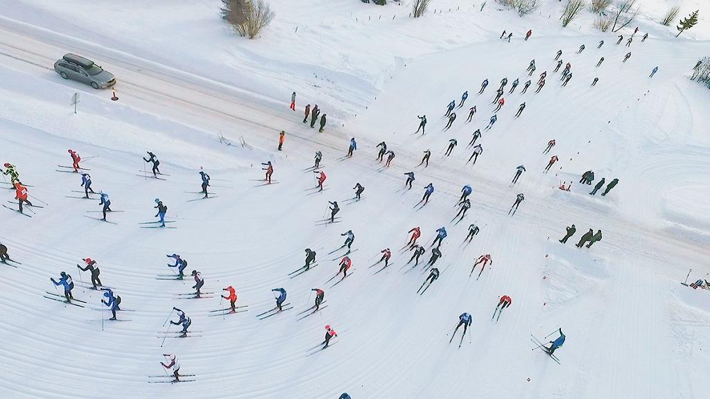 Trysil Skimaraton - Skirenn - Trysil - Østerdalen