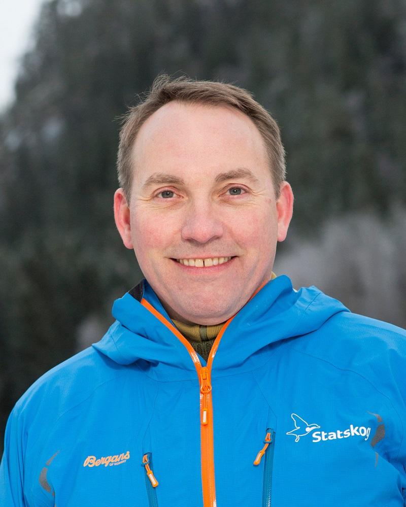 Gunnar Lien - direktør - Statskog