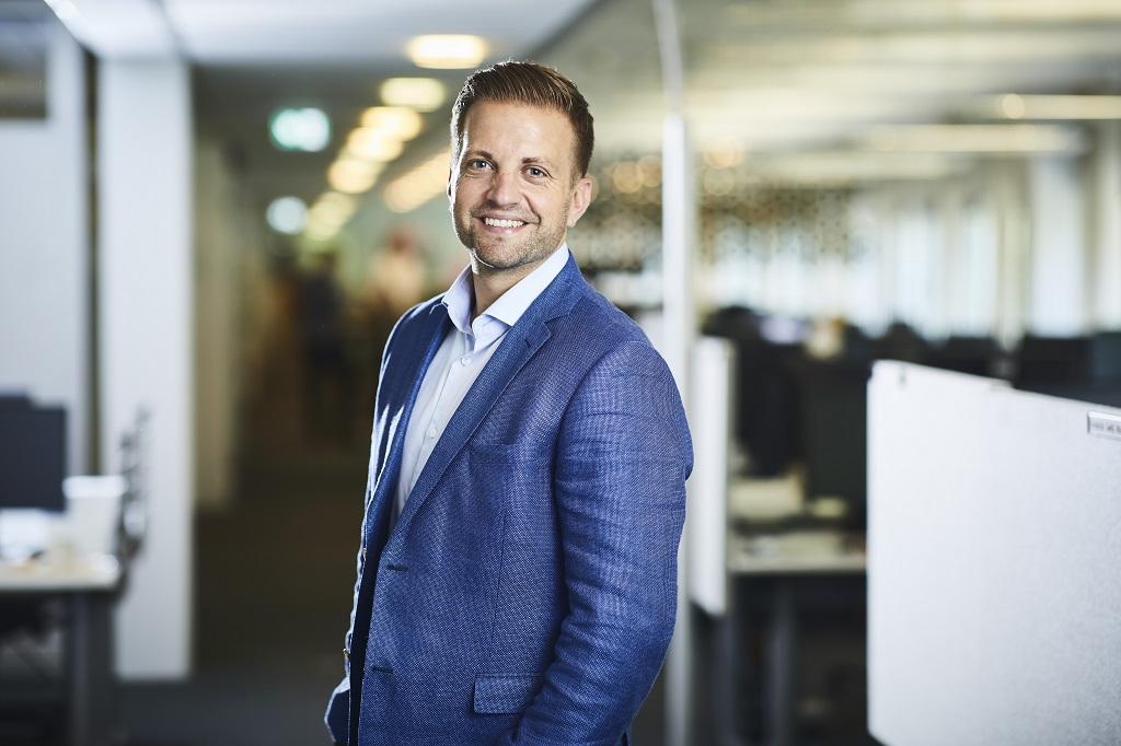 Andreas Bibow Handeland - kommunikasjonsrådgiver - Europeiske Reiseforsikring