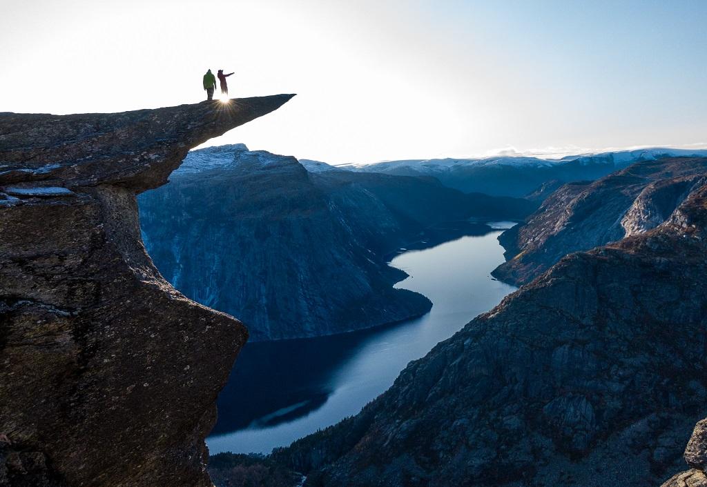Visit Hardangerfjord - Trolltunga