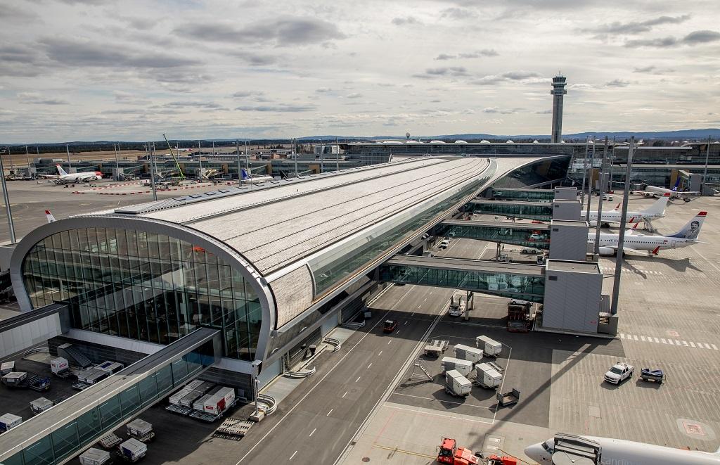 PIR Nord - Avinor Oslo lufthavn - Gardermoen