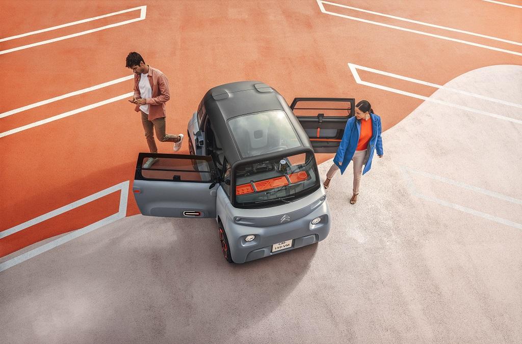 Citroën - AMI - Elbil - Citycar 2020