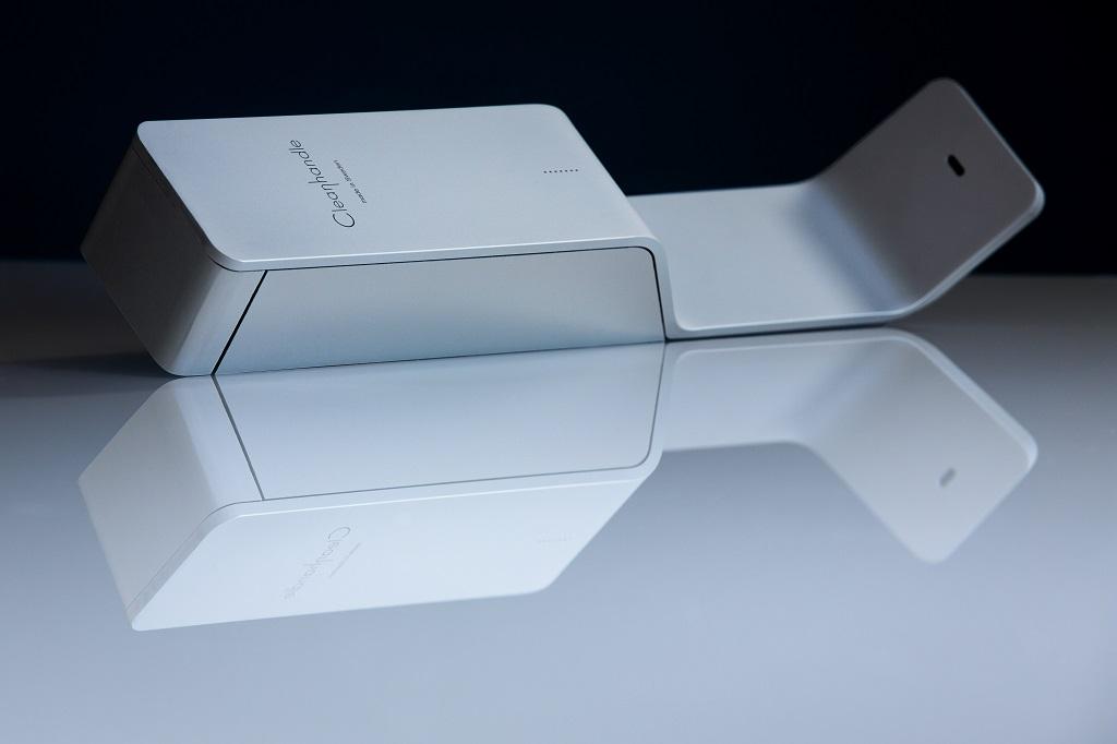 Clean Handle - virusbeskyttelse - desinfisering - dørhåndtak