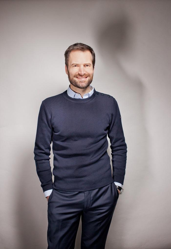 Gwendal Poullennec - direktør - Michelinguiden