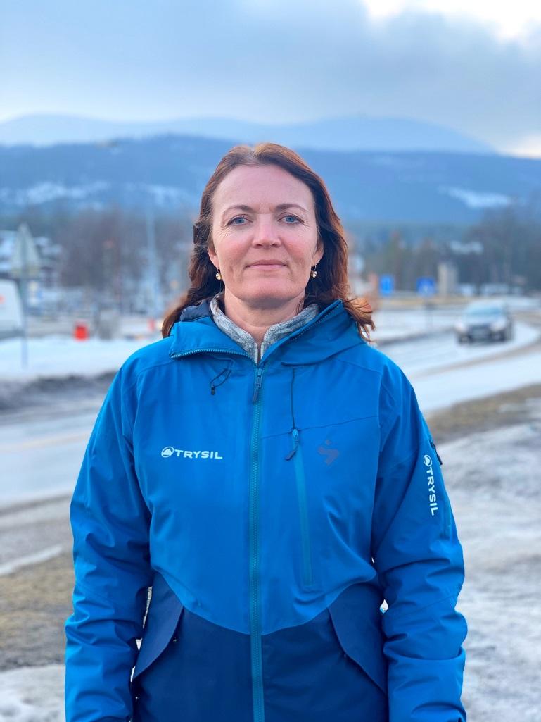 Gudrun Sanaker Lohne - Turistsjef - Destinasjon Trysil