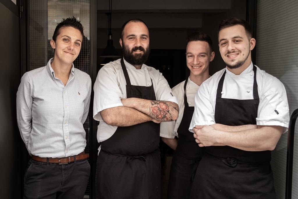 Ansatte - Restaurant Noni - Michelinguiden - Malta - 2020