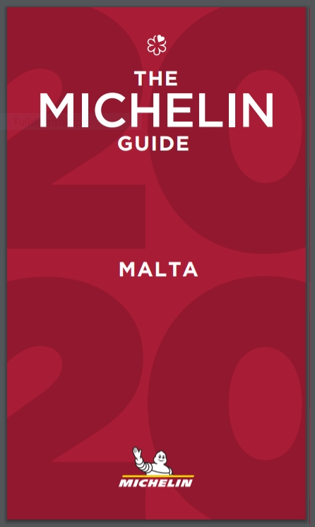 Michelinguiden - Malta - 2020